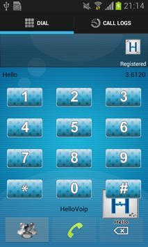 Hello Dialer Rai apk screenshot