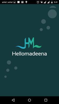 Hello Madeena poster