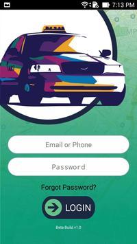 Hello Teksi - Driver poster