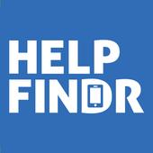 Helpfindr: Indhent byggetilbud icon