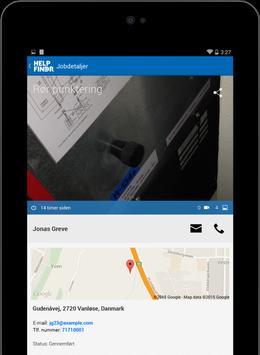 Helpfindr: Indhent byggetilbud apk screenshot