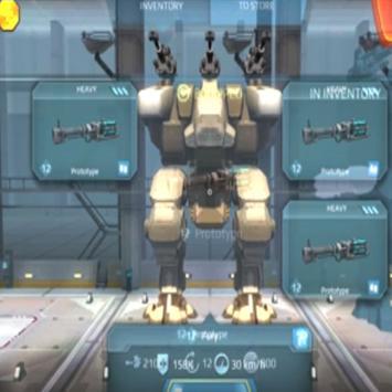 Guide Of War Robots poster