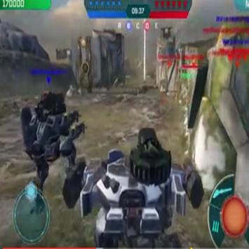 Guide Of War Robots apk screenshot