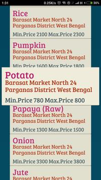Mandi Prices poster