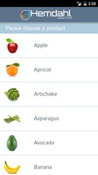 Hemdahl Food Safety Guide apk screenshot