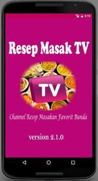 Resep Masak TV poster