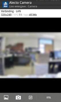 Alecto Camera apk screenshot