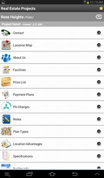 Real Estate Projects: Property apk screenshot