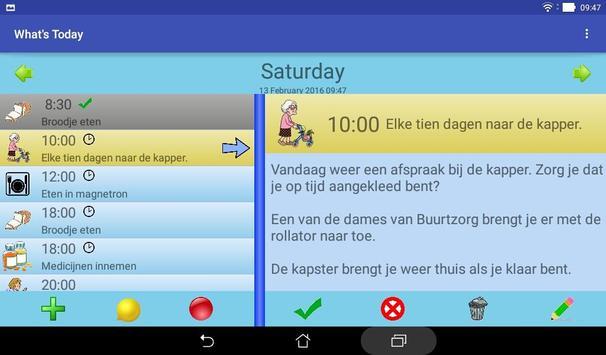 Agenda oldster apk screenshot