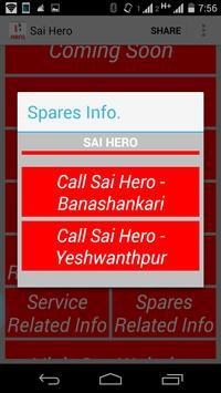 Sai Hero- Hero MotoCorp Dealer apk screenshot