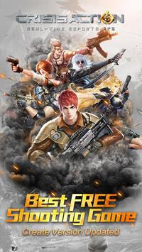 Crisis Action-Best Free FPS poster
