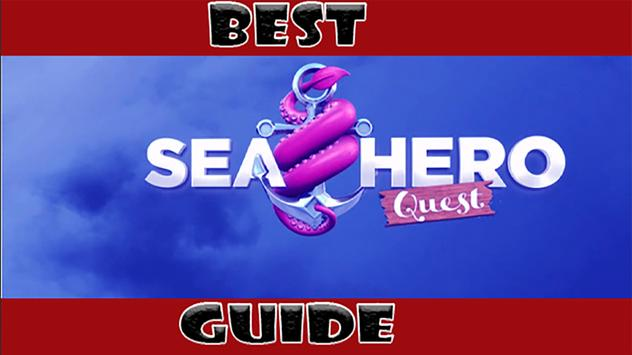 Guide For Sea Hero Quest 2016 poster