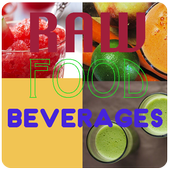 Raw Food Recipies- Beverages icon
