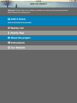 Here Lies Project apk screenshot