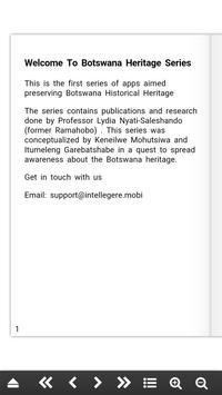 Wayeyi History apk screenshot