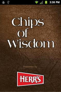 Chips of Wisdom poster