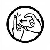 NZSL Dictionary icon
