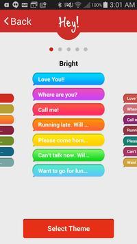 HEY! Messaging App apk screenshot