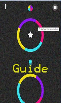 Guide for Colors Switch poster