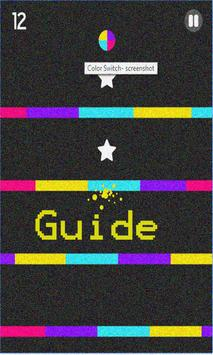 Guide for Colors Switch apk screenshot