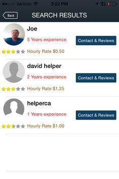 HHG Movers apk screenshot