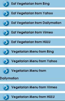 Eat Vegetarian apk screenshot
