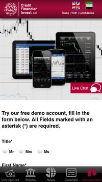 CFI - Credit Financier Invest apk screenshot