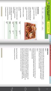 High Fiber Recipe Collection apk screenshot