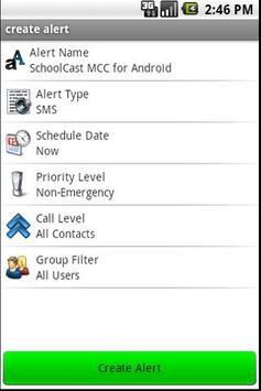 SchoolCast apk screenshot