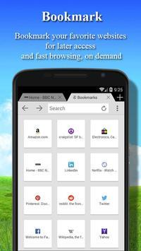 5G Fast Internet Browser apk screenshot