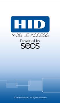 HID Mobile Access poster