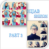 Tutorial Hijab Shiffon 3 icon
