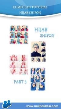 Tutorial Hijab Shiffon 3 poster
