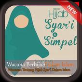 Tata Cara Hijab Syar'i Islam icon