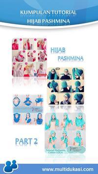 Tutorial Hijab Pashmina 2 poster