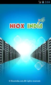 HIOXINDIA.com Mobile App poster