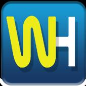 The W.H. sport live icon