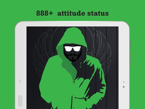 Attitude status and messages apk screenshot
