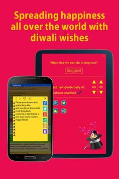 Happy Diwali, Deepawali wishes apk screenshot