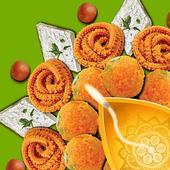 Diwali (Deepawali) recipes icon