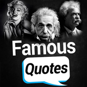 Famous personality Quotes icon
