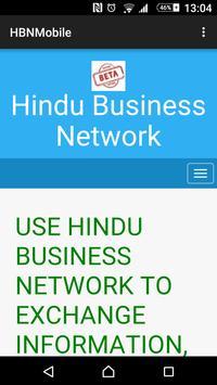 Hindu Business Network apk screenshot