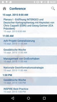 INTERGEO 2015 apk screenshot