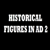 Historical Figures In AD 2 icon