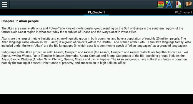 History of Ghana poster
