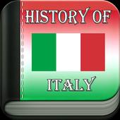 History of Italy icon