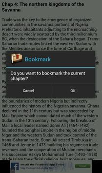 History of Nigeria apk screenshot