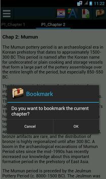History of South Korea apk screenshot