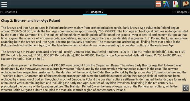 History of Poland apk screenshot