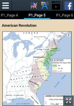 History of the United States apk screenshot